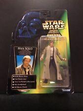 Star Wars Han Solo With Blaster Pistol Bar Code 5023117398391