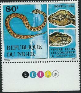 NIGER - 1984 'VIPER'  MNH SG1000 [A3028]