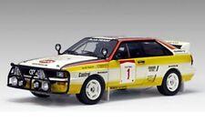 AUTOart Audi Diecast Rally Cars