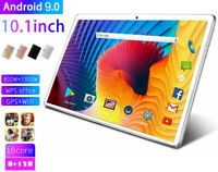 10.1'' 4G tablet Android 9.0 OS 8GB RAM 128GB ROM WIFI Tablets Dual SIM card US