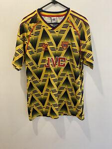 Arsenal Away 1991 - 1993 Jersey Shirt Football Soccer S M L XL XXL