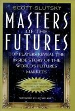 Masters of the Futures by Scott Slutsky (1999, Hardcover)