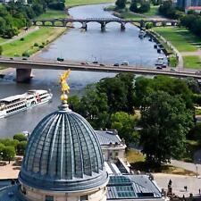 Dresden Elbpromenade Wochenende für 2 Personen im Amedia Hotel 3 Tage Gutschein