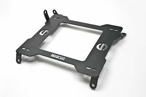 Sparco 600SB001R Seat Base Right Side For Chevy Corvette 2005 C6