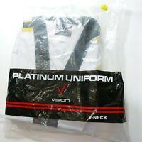 Vision Martial Arts Uniform Size  2/160 Taekwondo New