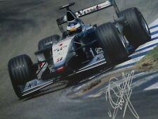 Mika Hakkinen, SIGNED 16 x12 Photograph , McLaren-Mercedes MP4/11  1997