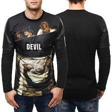 Herren-Sweatshirts mit Motiv