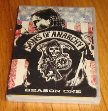 Sons of Anarchy Season 1 One - 4 Disc DVD Set