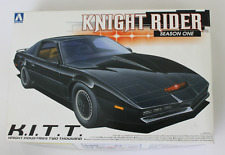 Aoshima Knight Rider Season One, K.I.T.T. Trans Am 1/24 41277 ST