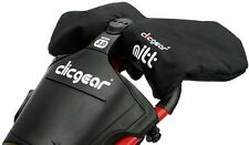 NEW CLICGEAR GOLF WINTER MITT MITTENS.   Mitts Stay Attached To Your Trolley