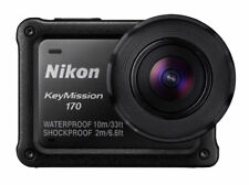 Nikon Keymission VQA030AA Action Camcorder - Black