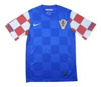 Croatia 2010-12 Authentic Away Shirt (Excellent) S Soccer Jersey