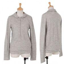 MHL MARGARET HOWELL Long Sleeves Polo Shirt Size 2(K-46938)