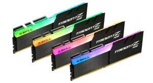 G. SKILL Trident Z RGB 8GB(x4) DIMM 2400 MHz PC4-17000 DDR4 Memory...