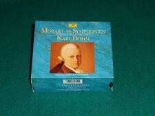 Wolfgang Amadeus Mozart - Berliner Philharmoniker, Karl Böhm – 46 Symphonien