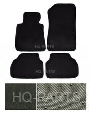 New 4 Pieces Black Nylon Carpet Floor Mats Fit For 2005-2011 BMW E90 3-Series