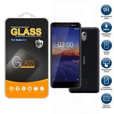 Nokia 3.1 senza Marca Vetro Temperato Cellulare Proteggi Schermo