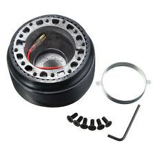 Steering Wheel Boss Kit Quick Release Hub Adapter For Renault CLIO MK2 1998 - 05
