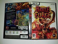 Battleforge, PC CD Rom 009-008