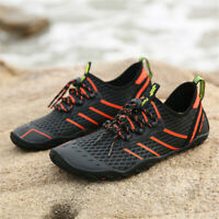 SAGUARO Mens Water Shoes Aqua Sports Sandals Surf Barefoot Beach Swimming #A042