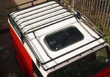 Land Rover Defender 90 Spedizione Stile Portapacchi - Black-Re / D90ROOF