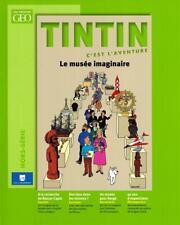 TINTIN HS n°1 TINTIN C'EST L AVENTURE - Le Musée imaginaire - Livre neuf