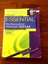 Cambridge Essential Mathematical Methods 1&2 CAS Enhanced