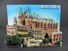 Mallorca España 3D Poliresina Soporte Imagen Imagen, Recuerdo, 11cm, Nuevo
