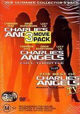 Charlie's Angels-Charlie's Angels 2-Best Of Charlie's Angels (3 Disc DVD Set)