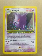 1995 Holographic Gengar Athentic Rare Nintendo Pokémon Card Flash Sale