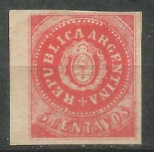 ARGENTINA Scott # 7C MNG Forgery