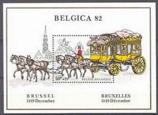 Belgie/Belgique Blok/Bloc 59 ** BELGICA 82 - POSTKOETS