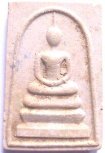 Thailand Buddha Amulet, Phra Somdej Phra Phutthachai , Wat  Phra Phutthachai,