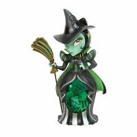 The Wizard of Oz Wicked Witch Figurine The World of Miss Mindy Lit Resin Diorama