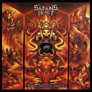 SATAN'S HOST By the Hands of the Devil +1 CD SEALED NEW 2011 Moribund JAG PANZER