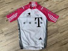 org. Adidas Team Telekom T-Mobile Tour de France Rad Trikot/Jersey