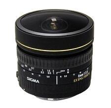 Sigma 8mm F3.5 EX DG Circular Fisheye AF Lens For Sigma, London