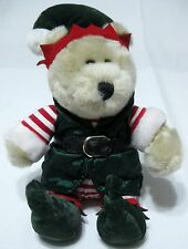 Starbucks Bearista Bear Elf