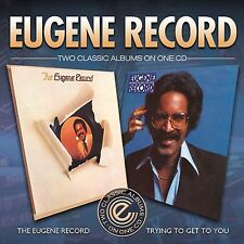Eugene Record - The Eugene Record/Trying To Get To You    2 albums on 1 cd