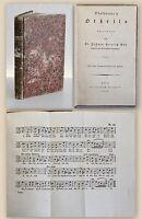 Voß Shakespeare's Othello 1806 mit Musiknoten Theaterstück Tragödie Klassiker xz