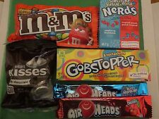 American sweets/chocolate Gift Box - birthday American Retro USA Candy Sweets