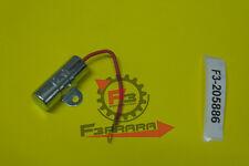 F3-22205886 Condensatore PIAGGIO APE MP 600  601 501  riferimento originale 1238