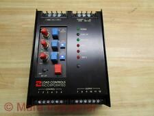 Load Controls Pcr 1830v Motor Load Control