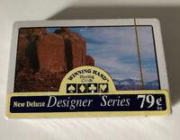 Vintage Winning Hand Designer Series Playing Cards  Design SEALED