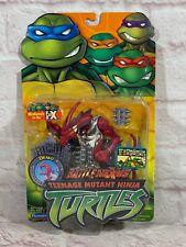 Teenage Mutant Ninja Turtles 2004 DRAKO TMNT Playmates Sealed On Mint Card!!!!