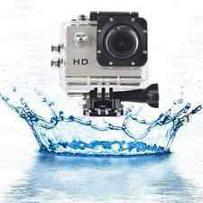 SJ4000 1.5 HD 1080P Mini DV Cam Helmet Digital Camera Waterproof Silver