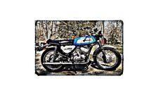 Avenger Motorbike A4 photo Retro Bike