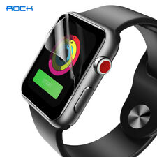 ROCK Hydrogel Film Full Coverage HD Screen Protector For iWatch 6 5 4 SE 44mm