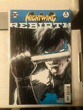 Nightwing Rebirth (2016) #1A