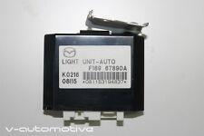 2009 MAZDA RX-8 RX8 R3 / Auto Luce Unità controllo f18967890a